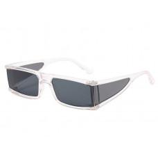 Крутые солнцезащитные очки Fire White