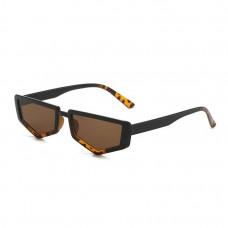 Стильные солнцезащитные очки Leopard