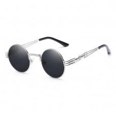 Стильные солнцезащитные очки Silver T2