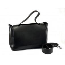 Стильная женская сумка чёрная