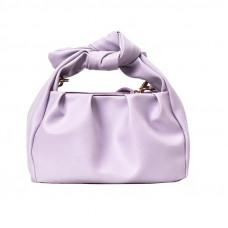 Модная женская сумочка лавандовая