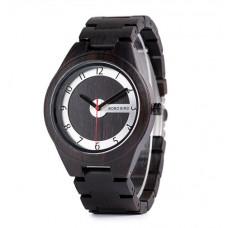 Крутые мужские наручные часы Bobo Bird Black
