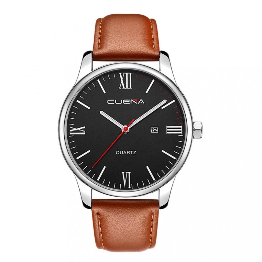 Крутые мужские часы CUENA Classic G11