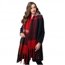 Большой стильный женский шарф