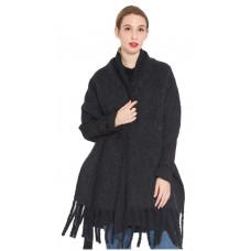 Большой модный женский шарф