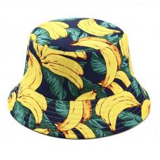 Панама с принтом Банана
