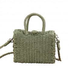 Сумка женская плетеная 0989