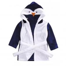 Детский халат Пингвин 1017