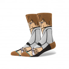 Высокие мужские носки Звёздные войны - Люк Скайуокер