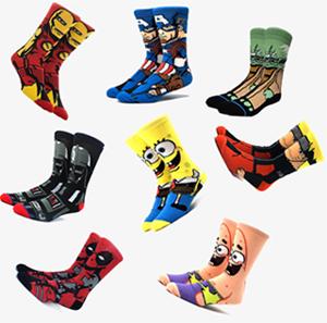 Купи носки - брелок в подарок!
