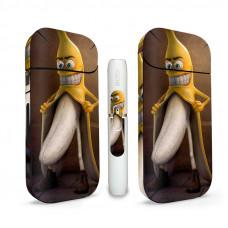 Наклейка на Айкос / IQOS 2.4 Банан