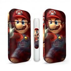 Наклейка на Айкос / IQOS 2.4 Марио